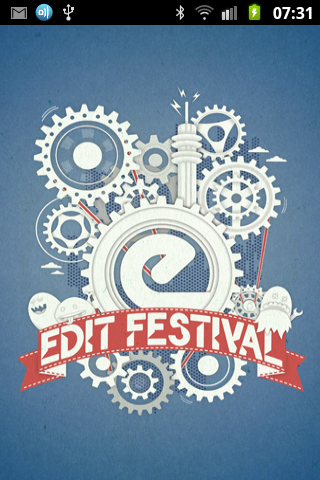Edit Festival- screenshot