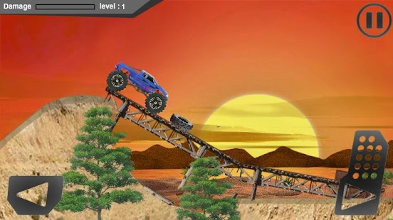4x4 Monster Racing- screenshot thumbnail