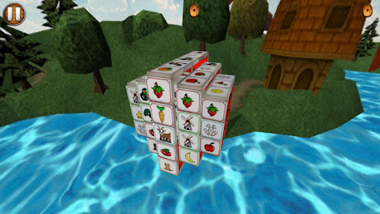 Barnyard Mahjong 2 - screenshot thumbnail