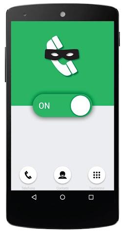 Anonym Call PRO Screenshot