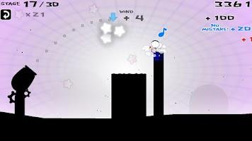Screenshot of Flyyy! Hero