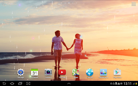 Romantic Live Wallpaper screenshot 7