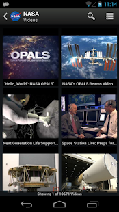 NASA- screenshot thumbnail