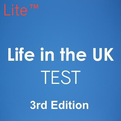 Life in the UK Test - Lite™ LOGO-APP點子
