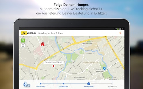 pizza.de - order food online Screenshot 28