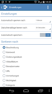 Password Depot - Passwort Safe – Miniaturansicht des Screenshots