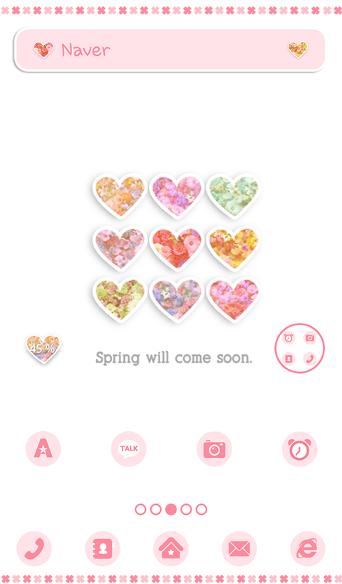 spring will come soon dodol - screenshot