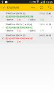 Screenshot of e-Stave