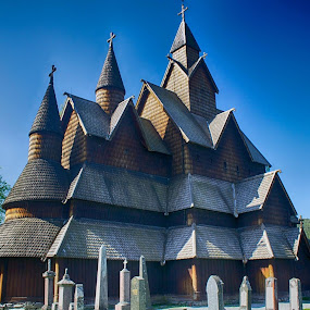 by Lisa Stornes - Buildings & Architecture Places of Worship