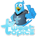 TweetTopics 1.0 (old version) logo