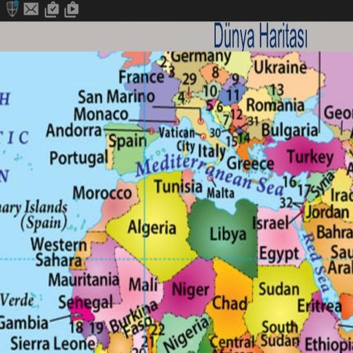Dünya Haritası LOGO-APP點子