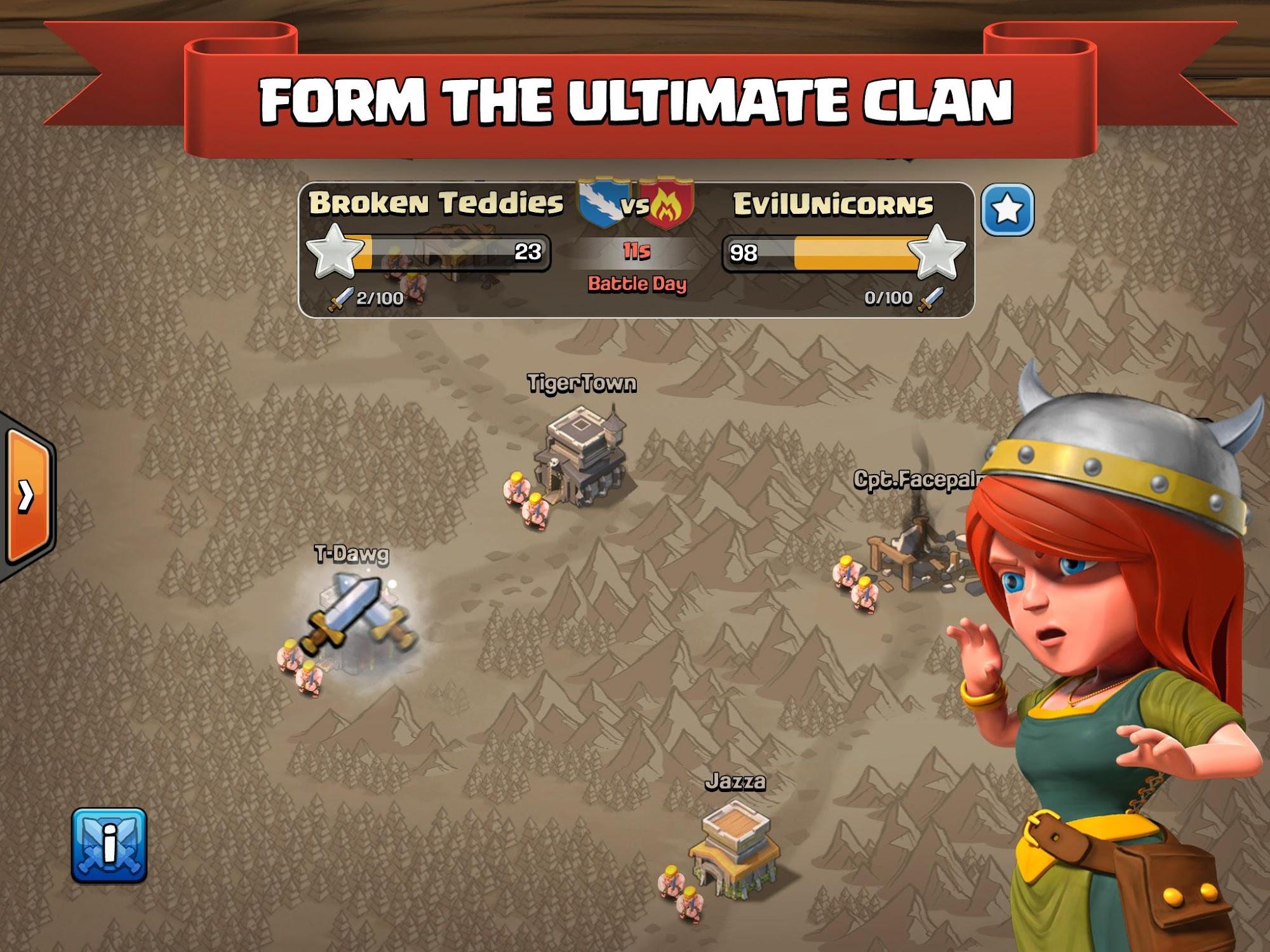 Clash of Clans screenshot #5