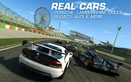Real Racing 3 Mod (Unlimited Coins and Medals/46 Vehicles Unlock) v1.1.11 APK