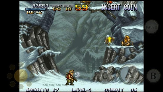 METAL SLUG - screenshot thumbnail
