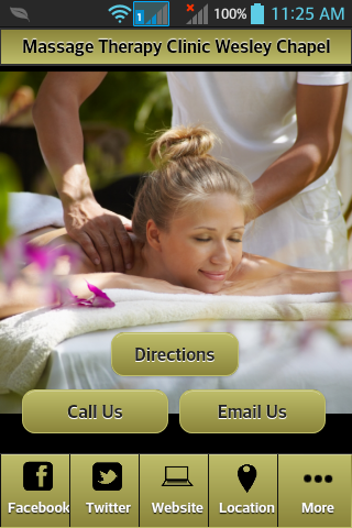 Massage Therapy Wesley Chapel
