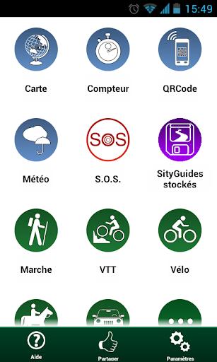 SityTrail Switzerland
