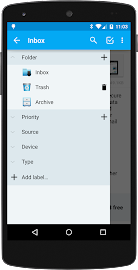 Scatter Clipboard & File Sync Screenshot 2