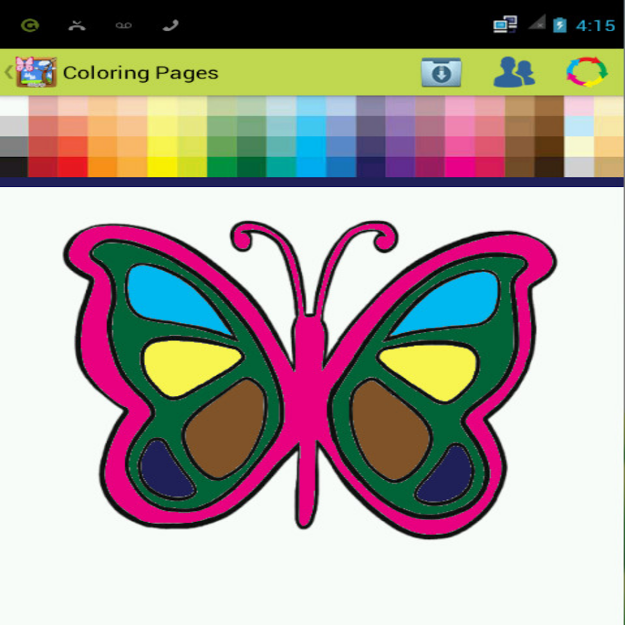Coloring Pages App Android : Coloring pages android apps on google play