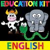 Çocuklara İngilizce Seti
