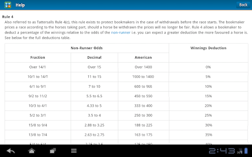 Lucky 31 betting calculator horse aldi to harrods matched betting uk