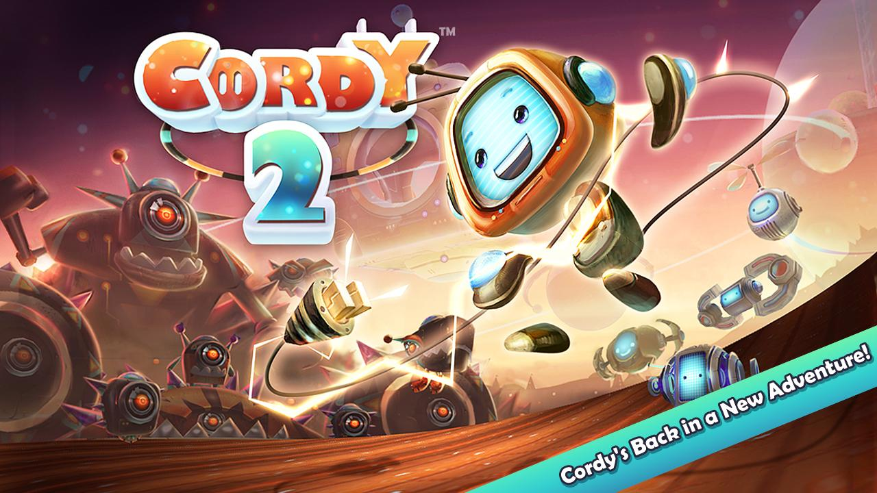 Cordy 2 - screenshot