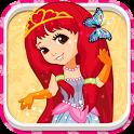 Princess Carriage Dress Up icon