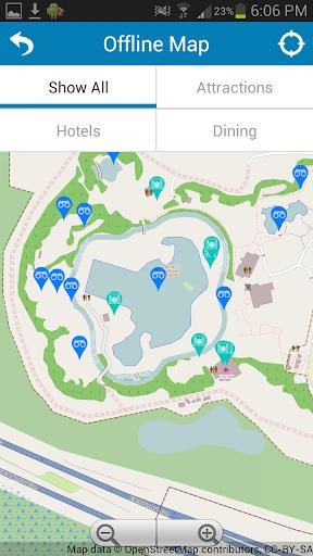 【免費書籍App】Disneyworld Offline Guide-APP點子