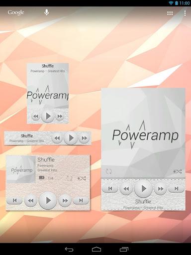 Widgets Kit for Poweramp  screenshots 7