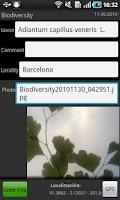 Screenshot of zamiaDroid