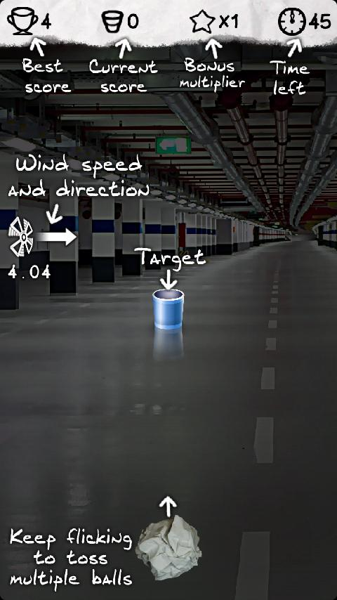 Rapid Toss- screenshot