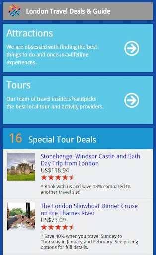 London Travel Deals Guide