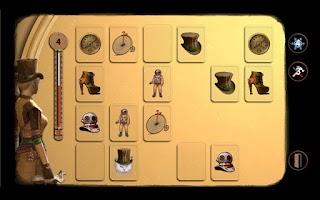 Screenshot of Steam cards (memory training)