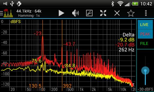 Sound Spectrum Pro