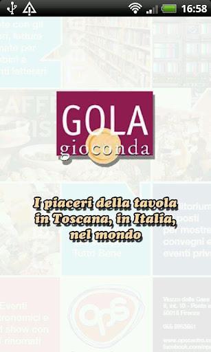 Gola Gioconda