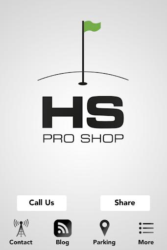 High School Pro Shop