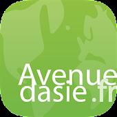 Avenuedasie.fr