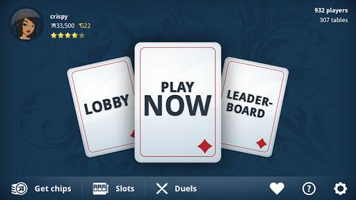 Appeak u2013 The Free Poker Game  screenshots 3