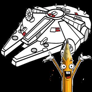 如何繪製:飛船 教育 App LOGO-APP試玩