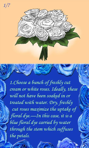How to Create Blue Rose
