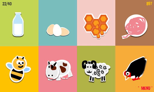 【免費教育App】EduKid - The ANIMALS FULL-APP點子