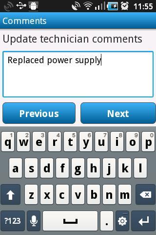 Embark Mobile- screenshot