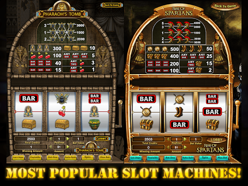 Android slot machine