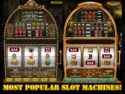 free slot machines on google