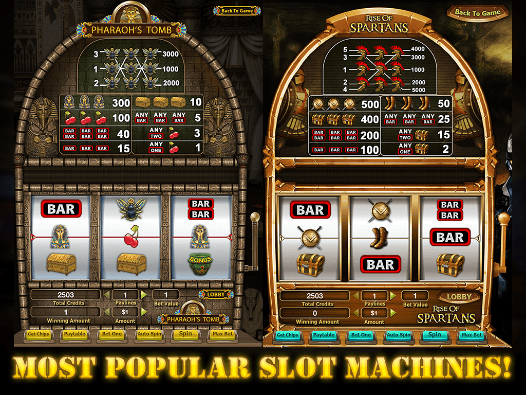 android app slot machine