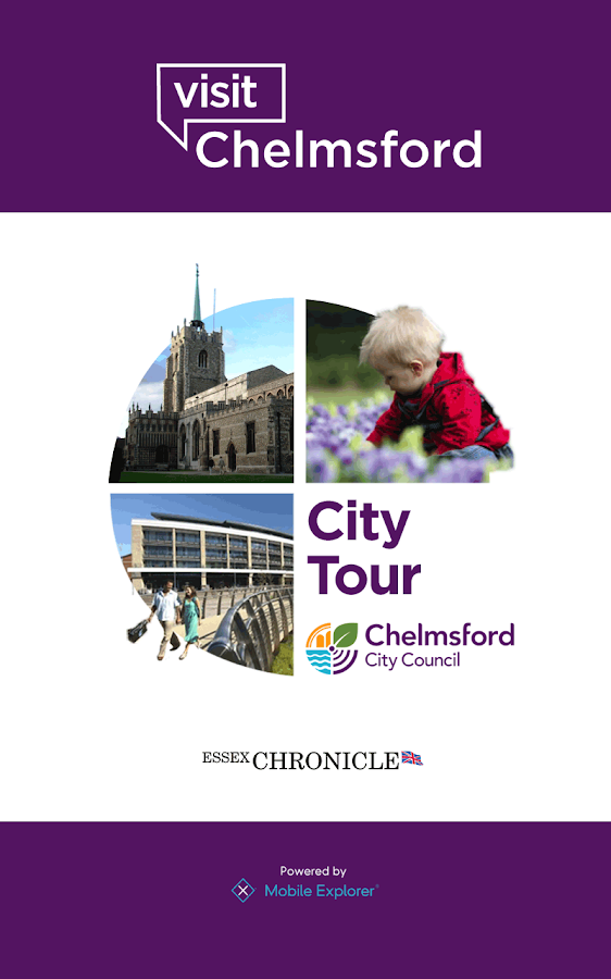 Visit Chelmsford's City Guide- screenshot