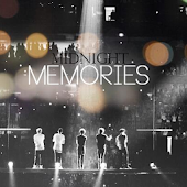 1D Midnight Memories Wallpaper