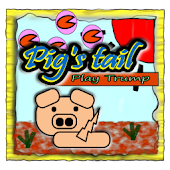 """Pig's tail"" ~Play cards~"