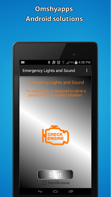 Emergency Lights - screenshot