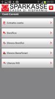 Screenshot of Cassa di Risparmio di Bolzano