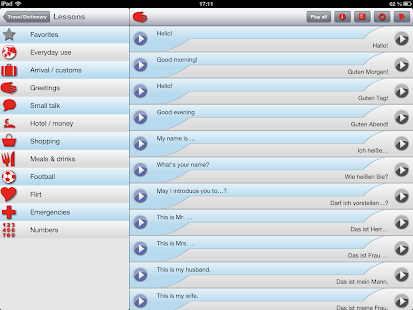 iSayHello Communicator Free screenshot